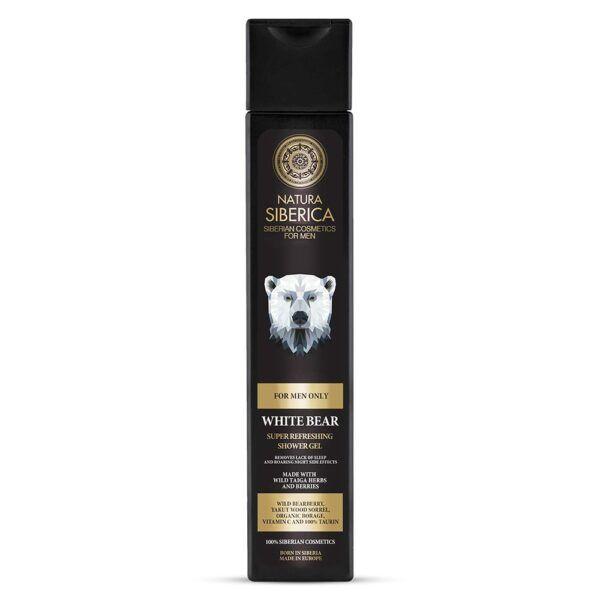 Gel za tuširiranje Polarni medved, 250 ml – Natura Siberica