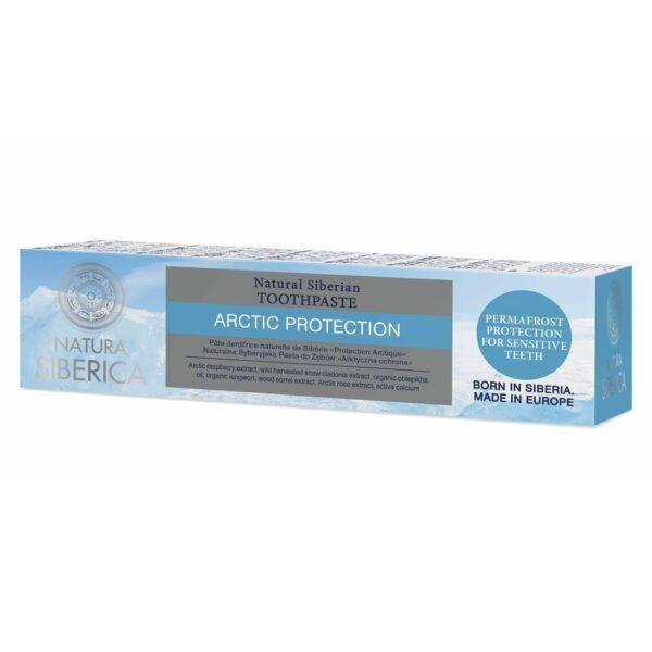 Naravna zobna pasta Arktična zaščita, 100 g - brez fluora – Natura Siberica