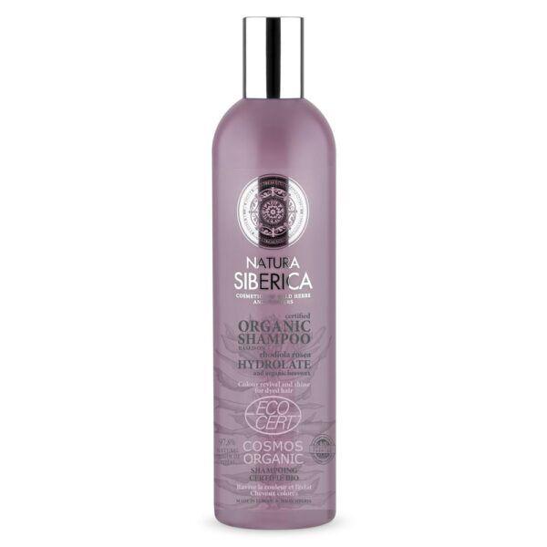 Ekološki šampon za barvane lase, 400 ml – Natura Siberica