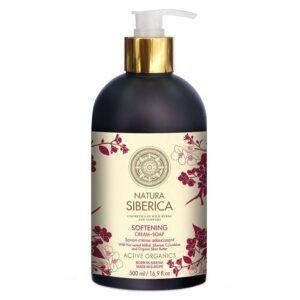 Kremno tekoče milo za mehko kožo, 500 ml – Natura Siberica