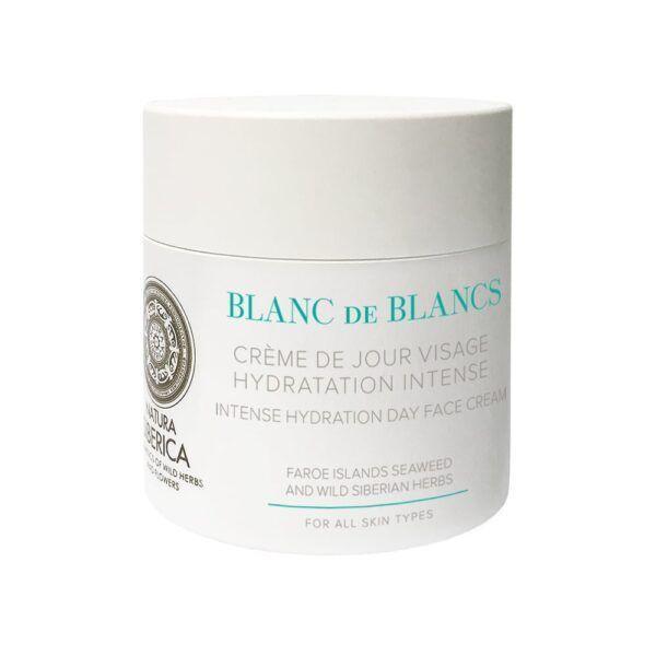 Dnevna krema za obraz intenzivna hidratacija Blanc de Blancs, 50 ml – Natura Siberica