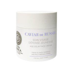 Krema za obraz proti staranju Caviar de Russie, 50 ml – Natura Siberica