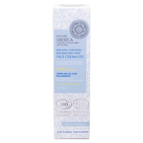 Obrazni kremni gel za mastno in kombinirano kožo, 50 ml – Natura Siberica